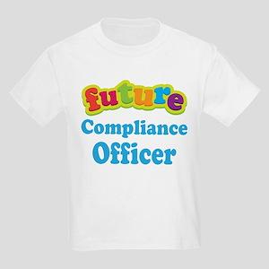 Future Compliance Officer Kids Light T-Shirt