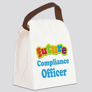 Future Compliance Officer Canvas Lunch Bag