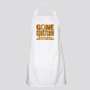 Gone Squatchin *Fall Foliage Forest Edition* Apron