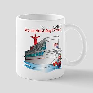 Sail-less Sailing Mug
