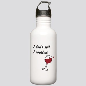 I Don't Spit... Stainless Water Bottle 1.0L