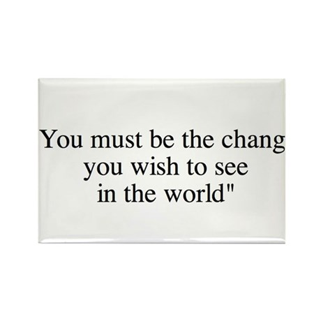 You must be the change you wish to see in the whor
