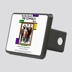 Family Band Merch Rectangular Hitch Cover