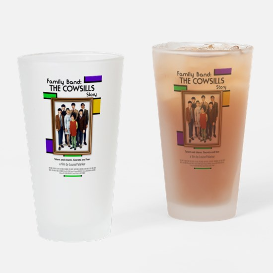 Family Band Merch Drinking Glass