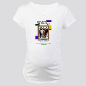 Family Band Merch Maternity T-Shirt