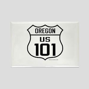 US Route 101 - Oregon - Magnet