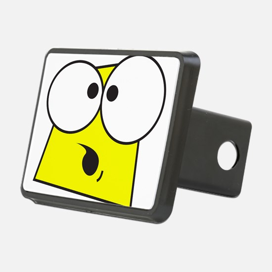 Cartoon Face Hitch Cover