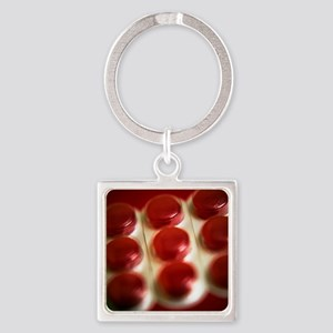 Cough sweets - Square Keychain