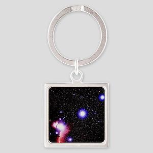 ion's belt - Square Keychain