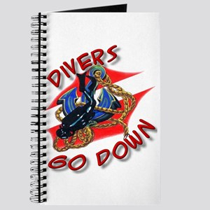 Divers Go Down Journal