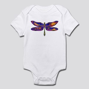 Celestial Fantasy Dragonfly Infant Bodysuit