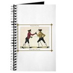 Fencing is the Art of Giving Journal