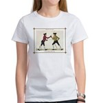 Fencing is the Art of Giving Women's T-Shirt