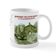 Branchville Mug