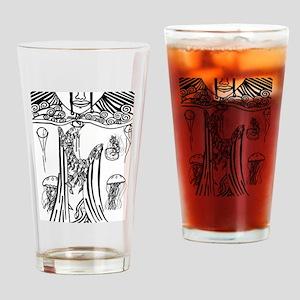 Sorrow Drinking Glass