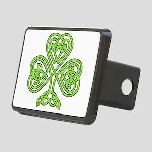 Celtic Shamrock - St. Patrick's Day Hitch Cover