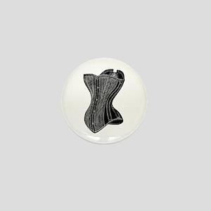 Corset Mini Button
