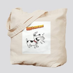Yappy Express Tote Bag