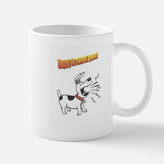 Yappy Express Mug