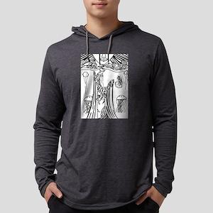 Sorrow Mens Hooded Shirt