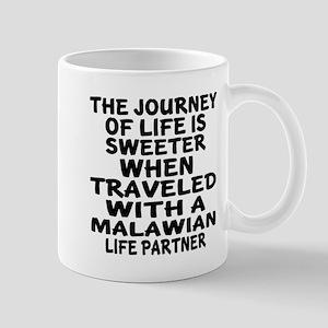 Traveled With Malawian Life Part 11 oz Ceramic Mug