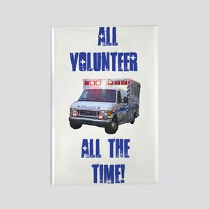 All Volunteer, All The Time Magnets