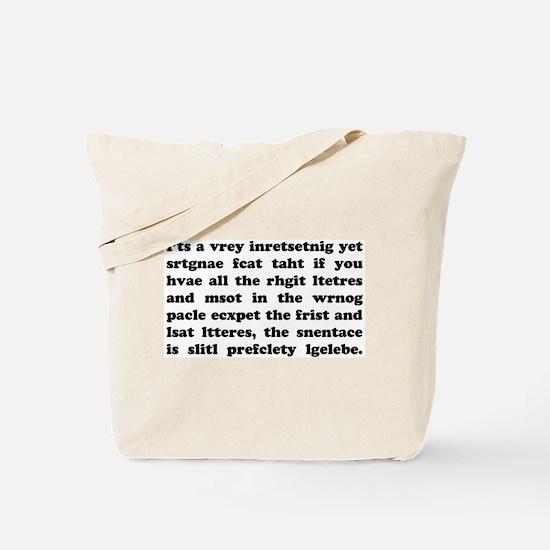 Mucking Fuddled Tote Bag