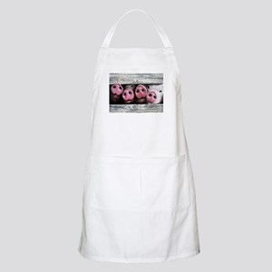 Four in a Row Apron