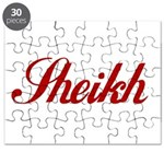 Sheikh name Puzzle