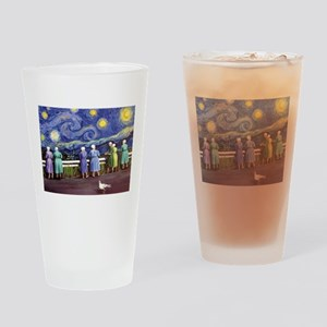 Day Trippers Drinking Glass