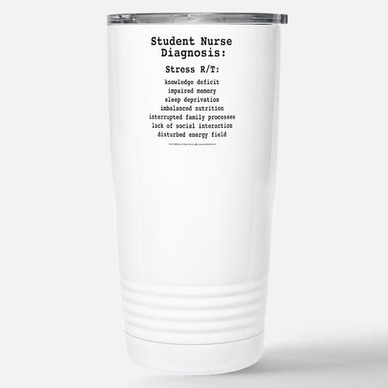 Student Nurse Diagnosis Travel Mug