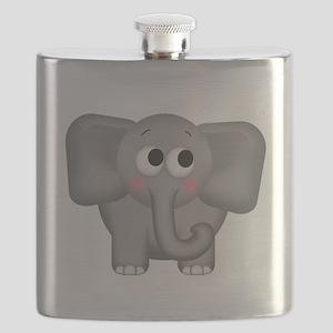 Adorable Elephant Flask