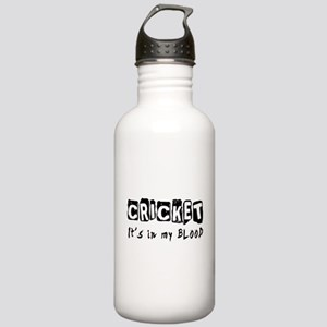 Cricket Designs Stainless Water Bottle 1.0L