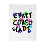 Crazy Corso Lady Twin Duvet
