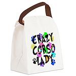 Crazy Corso Lady Canvas Lunch Bag