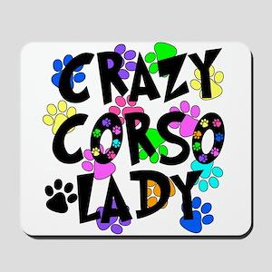 Crazy Corso Lady Mousepad