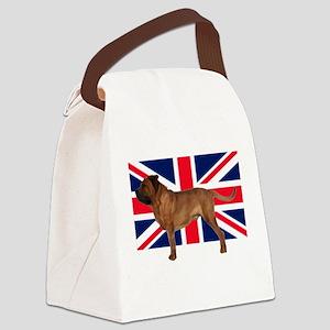 mastiff Canvas Lunch Bag