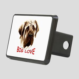 mastiff Rectangular Hitch Cover