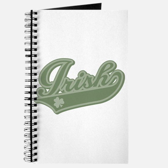 Irish [Baseball Style] Journal
