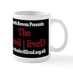 Gareth Bowen Presents The Devil Lived Mug
