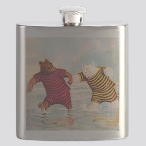 RB_atlantic city bears_SQ Flask