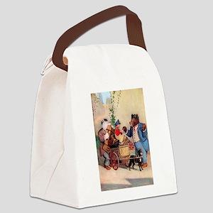 RB_little dutch boy rb abroad Canvas Lunch Bag