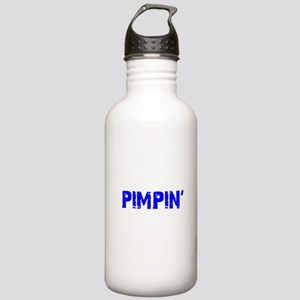Pimpin Current Water Bottle