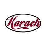 Karachi name Patches