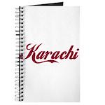 Karachi name Journal