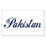 Pakistan (Blue) Sticker