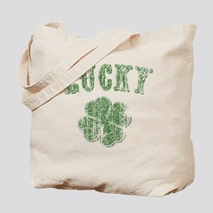 Lucky -vint Tote Bag