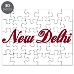 New Delhi name Puzzle