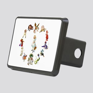 Through The Looking Glass Rectangular Hitch Cover