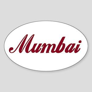 Mumbai name Sticker